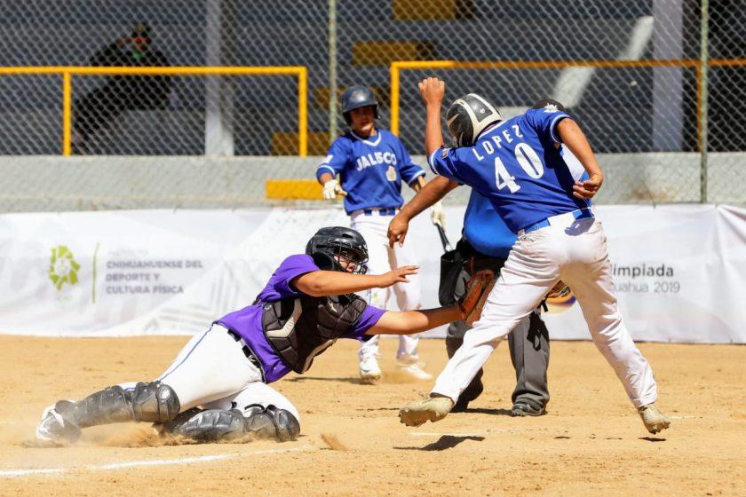 Obtiene Chihuahua bronce en béisbol